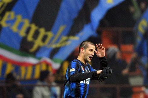 Inter của Chivu đang sải những bước dài trở lại vị thế của một ứng viên nặng ký trên đường đua tới ngôi báu Serie A mùa này. Ảnh: AFP.