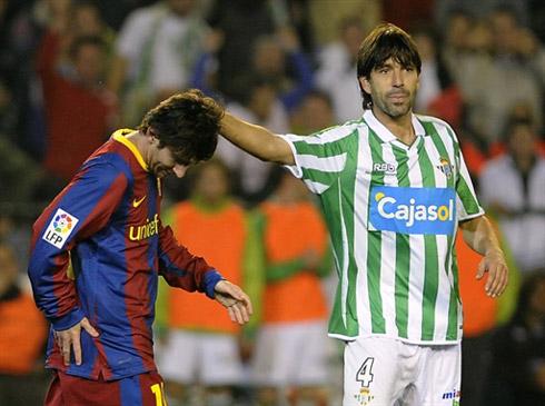 Messi được ra sân nhưng không thể giúp Barca kéo dài chuỗi bất bại.