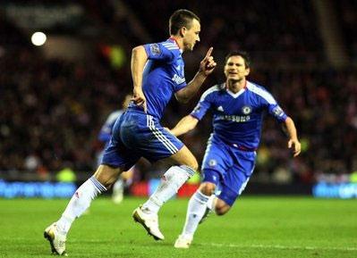 Chelsea đang trở lại.