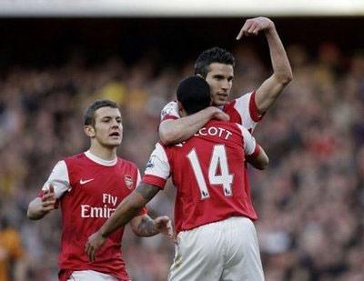 Arsenal đã lấy lại thể diện sau trận hòa 4-4 đáng thất vọng cuối tuần trước.