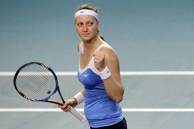 Kvitova cần rút kinh nghiệm để chơi tốt hơn trong lần tái ngộ.