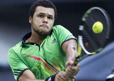 Tsonga lần đầu tiên lọt vào chung kết một giải ATP trong hơn một năm qua.