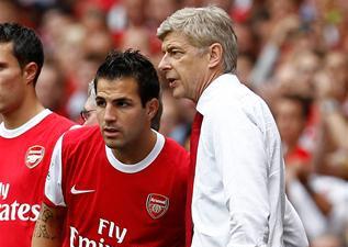 Fabregas là viên ngọc sáng nhất mà Arsenal nẫng của Barca.