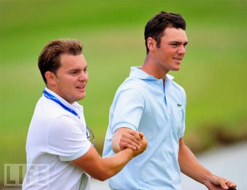 Kaymer thăng tiến với tốc độ chóng mặt trên bảng xếp hạng golf thủ.
