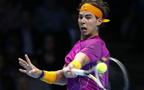 Nadal sắp so tài ở Davis Cup với đội tuyển Bỉ.