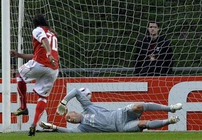 Một bàn thua không phải là thảm họa đối với Liverpool.