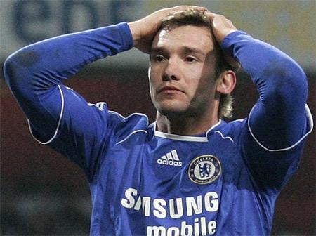 Andrey Shevchenko (Chelsea, 2006 – 2009)
