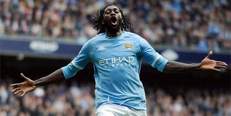 Emmanuel Adebayor (Manchester City, 2009 đến nay )