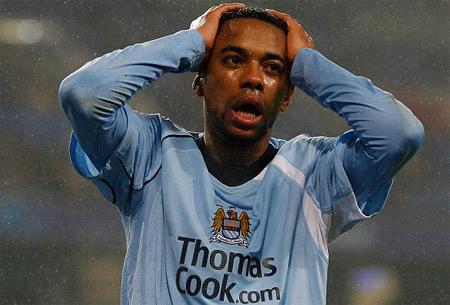 Robinho (Manchester City, 2008 – 2010)