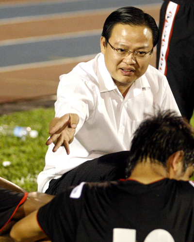 Ông Phạm Phú Hòa. Ảnh: An Nhơn.