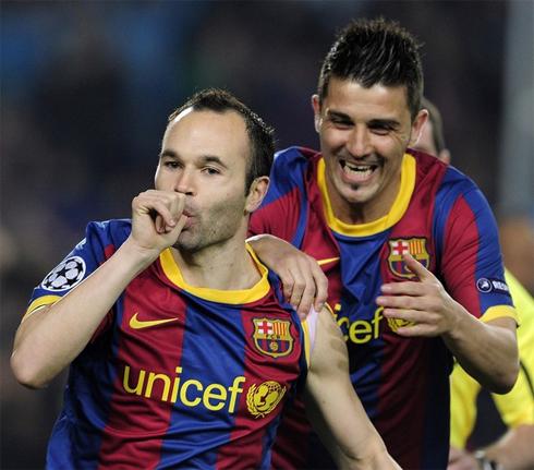 Tìm lại được cảm hứng thi đấu, Barca thăng hoa và không quá khó để tạo ra cơn mưa bàn thắng như cách họ từng làm nhiều lần dưới thời Guardiola. Ảnh: AFP.