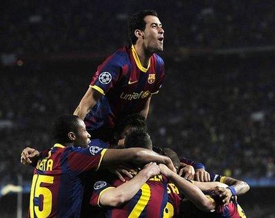 Barca đang có phong độ rất ổn định.