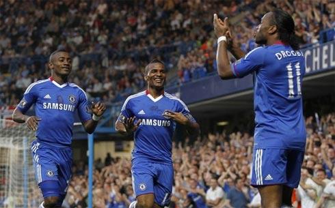 Chelsea đang