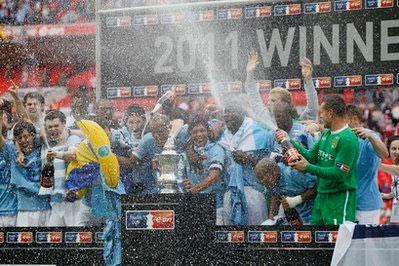 Cup đã về với Man City.