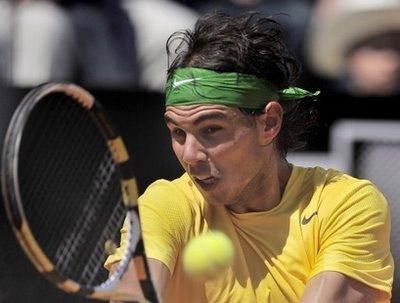 Nadal hiện tại không có thể lực tốt nhất.
