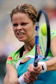 Kim Clijster.