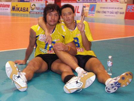 thủ quân đội tuyển bóng chuyền Thái Lan Wanchai Tabwises.
