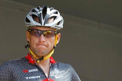 Armstrong chưa một lần bị phát hiện dương tính viới chất kích thích.
