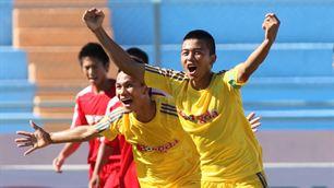 Giải U17 QG báo Bóng đá - Cúp Thái Sơn Nam sẽ là ngày hội của các cầu thủ trẻ, chắp cánh cho những tài năng bay cao.