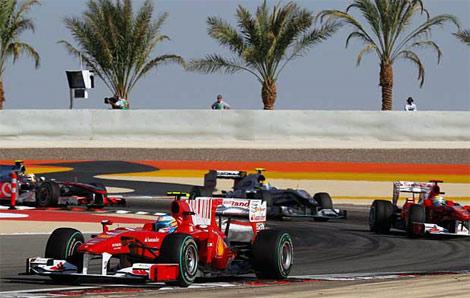 Việc Bahrain đuợc xếp lịch trở lại không gây ra nhiều bất ngờ.