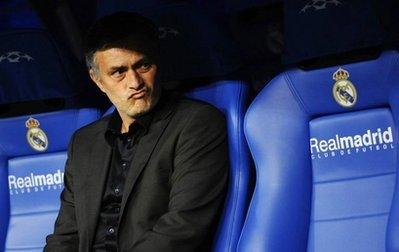 Mourinho có tham vọng giúp Real qua mặt Barca.