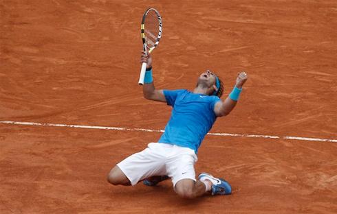 Chiến thắng trước Murray giúp Nadal có lần thứ sáu vào chung kết Pháp mở rộng trong 7 năm qua.
