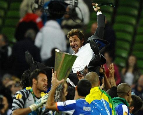 Villas-Boas muốn tiếp tục hoàn thiện bản thân ở Porto, hơn là tìm kiếm thách thức mới ở Inter.