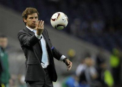 Villas-Boas là một huấn luyện viên trẻ được đánh giá rất cao hiện nay.