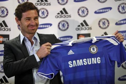 Tân HLV Boas của Chelsea.