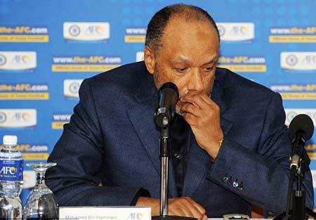 Bin Hammam từng 15 năm làm việc cùng Blatter.