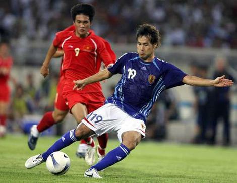 Lần gần nhất, đội tuyển Việt Nam chạm trán với Nhật Bản là ở Asian Cup 2007 trên sân Mỹ Đình năm 2007 với kết quả thua 1-4.
