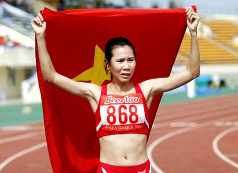 Trương Thanh Hằng quyết tâm giành vé đi London 2012 thông qua giải thế giới tại Hàn Quốc. Ảnh: An Nhơn.