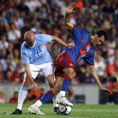 Man City kết Busquets và cho rằng đây là sự bổ sung lý tưởng cho vị trí tiền vệ phòng ngự nhằm phục vụ mục tiêu bay cao ở Champions League.