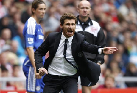 Villas-Boas được chờ đợi sẽ giúp Chelsea vô địch Champions League năm nay.