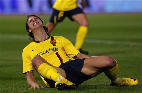 Ibrahimovic được mua về với giá cao nhất trong lịch sử Barca, nhưng lại thuộc trường hợp