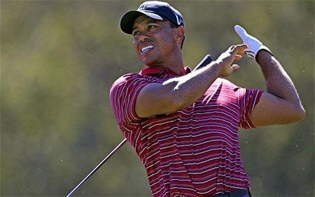 Woods gặp nhiều vấn đề từ hai năm qua.