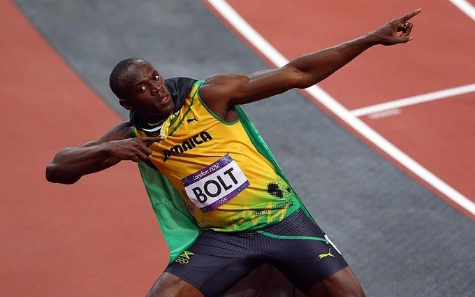 Usain Bolt - người đàn ông nhanh nhất hành tinh