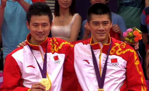 Trung Quốc lập kỳ tích cầu lông ở Olympic