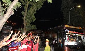 Arsenal ấn tượng với sự cuồng nhiệt của fan Việt