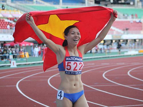 Vũ Thị Hương nhắm đến huy chương Asian Games 2014