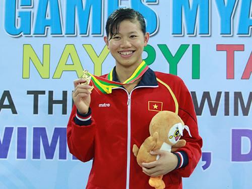 Ngôi sao mới của thể thao Việt Nam không phụ lòng giới chuyên môn và người hâm mộ- the thao - vnexpress