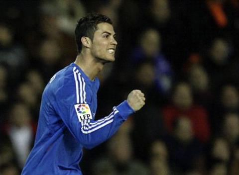 Ronaldo là chân sút số một châu Âu năm 2013