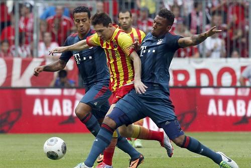 Đồng đội cũ chê Messi không xứng giành Bóng vàng