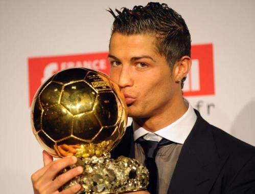 Rò rỉ thông tin Ronaldo đoạt Quả bóng vàng 2013