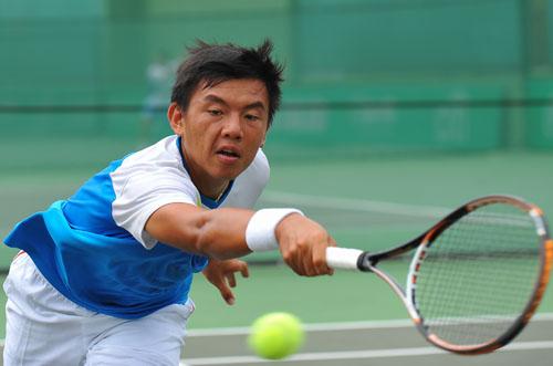 Lý Hoàng Nam dừng bước ở vòng ba giải Coffee Bowl