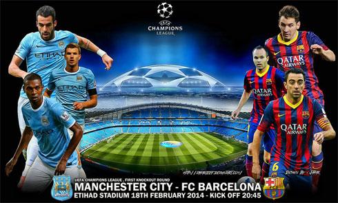 Man City - Barca: Vượt qua ám ảnh