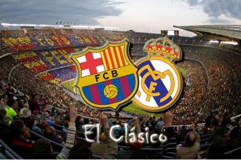 Chung kết Real - Barca diễn ra giữa tháng 4