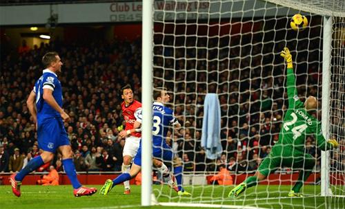 Arsenal - Everton: Bước ngoặt của mùa giải