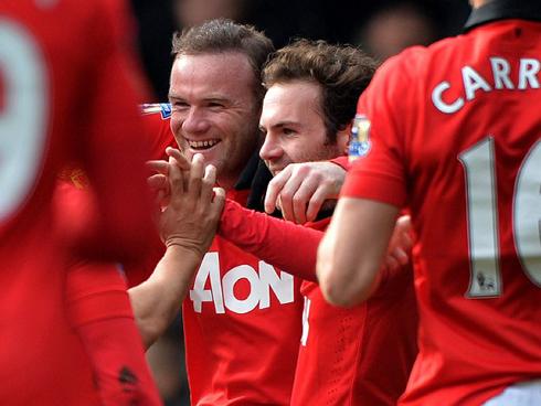 Tam tấu MRV giúp Man Utd đại thắng