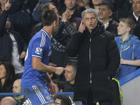 Mourinho: 'Man City vẫn có lợi thế lớn hơn Chelsea'